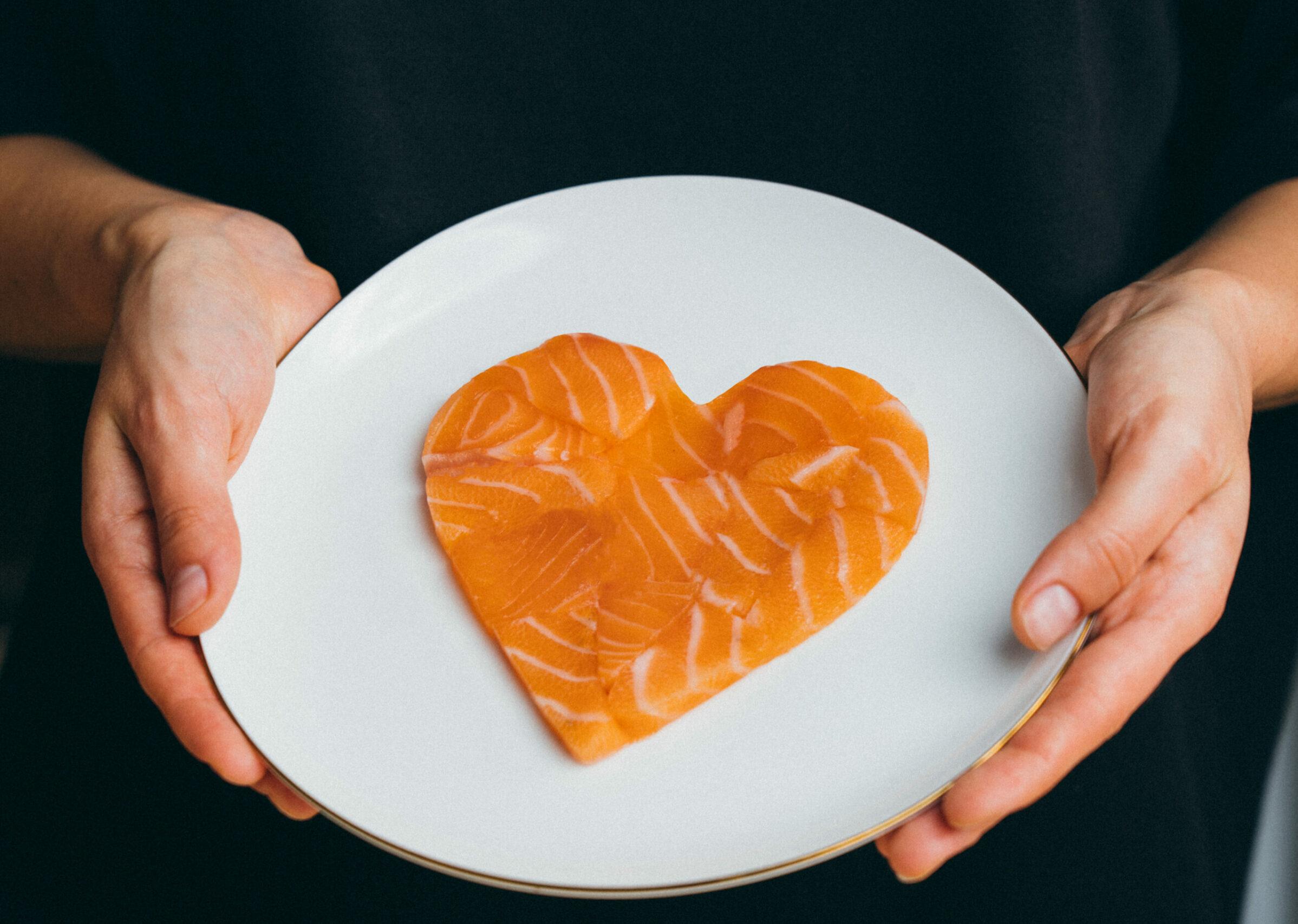 Salmon Heart
